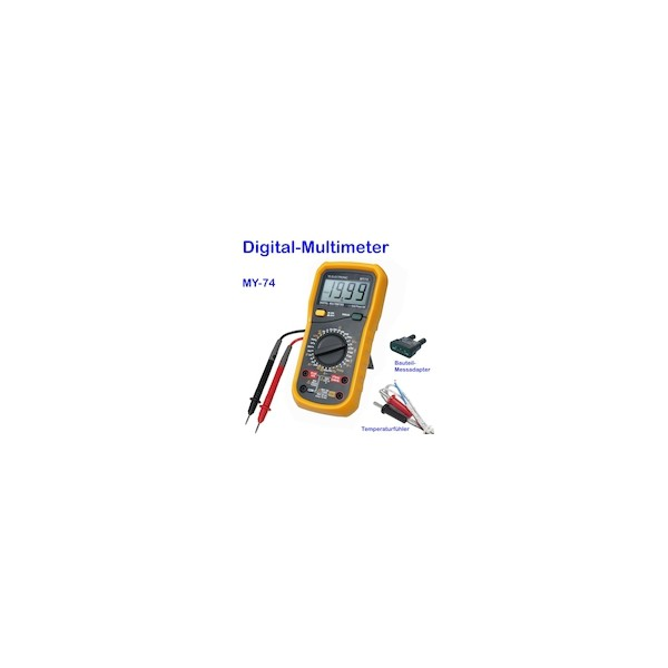 Digital Multimeter 3 1/2 stellig