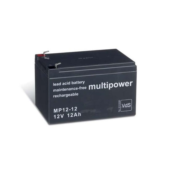 Bleiakku Multipower 12V 12Ah
