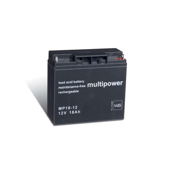 Bleiakku Multipower 12V 18Ah